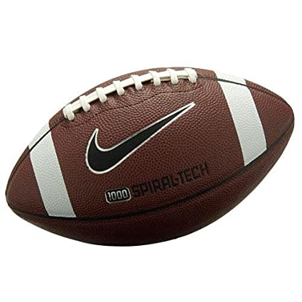 708099cdc Amazon.com   Nike Spiral Tech Football-Pee Wee Sold Per EACH   Sports    Outdoors