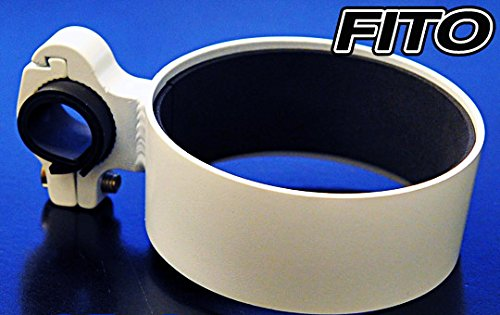 Fito Aluminum Alloy Handlebar Cup Drink Holder, White, for Beach Cruiser Bicycles, Comfort bikes, Mountain bikes, white