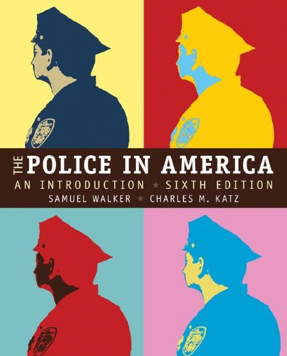 the police in america 8th edition - 3