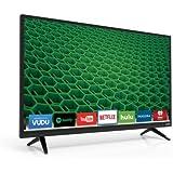 """VIZIO D32-D1 32"""" 1080p 120Hz LED Smart HDTV, Built-in WiFi/ Built-in Digital Tuner, Full Array LED, Dolby Digital Plus, DTS Studio Sound"""