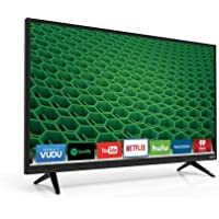 VIZIO D32-D1 32' 1080p 120Hz LED Smart HDTV, Built-in WiFi/ Built-in Digital Tuner, Full Array LED, Dolby Digital Plus, DTS Studio Sound