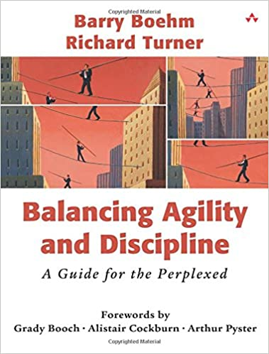 Balancing Agility and Traditional Management Methods