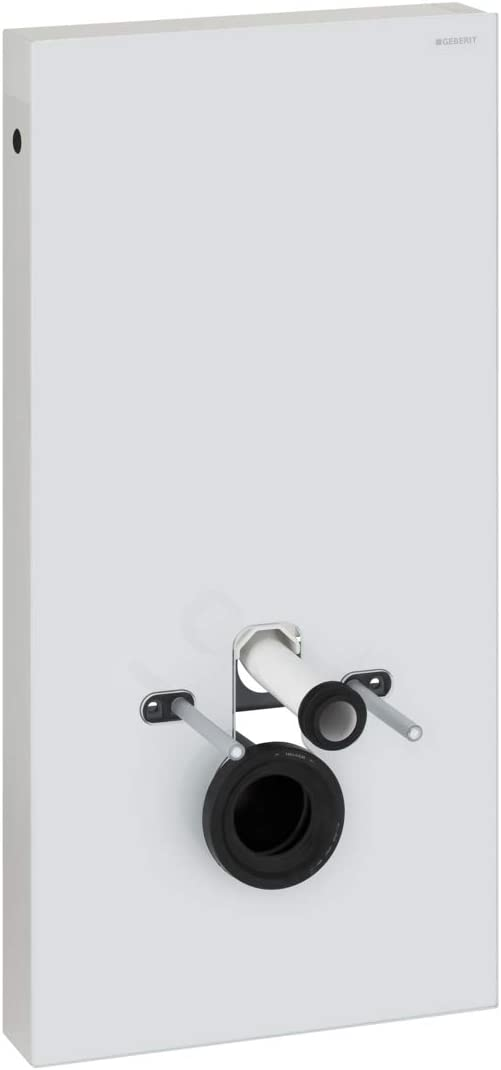 101 Cm: Vidrio Blanco 131.021.SI.5 M/ódulo Sanitario Geberit Monolith Para Inodoro Suspendido Geberit
