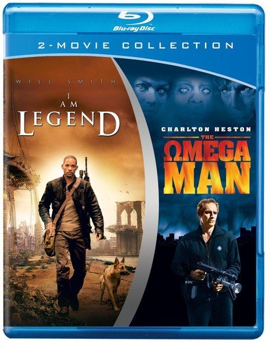I Am Legend/Omega Man (Double-Feature) [Blu-ray]