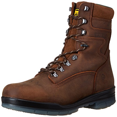 Boot Waterproof Durashock - Wolverine Men's W03238 DuraShock-M, Brown, 8.5 M US