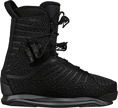Ronix One Wakeboard Boot Flash Blk/Titanium (2018)-12