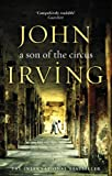Front cover for the book A Son of the Circus by John Irving
