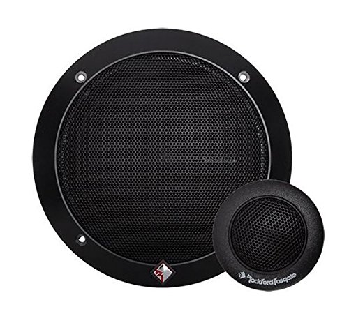 Rockford R1675-S R1 Prime 6.75-Inch 2-Way Component Speaker System