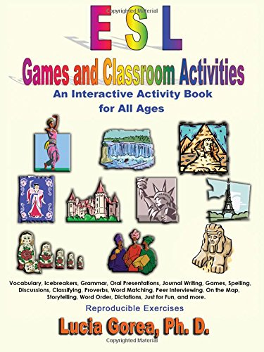 Games Classroom Activities Lucia Gorea product image