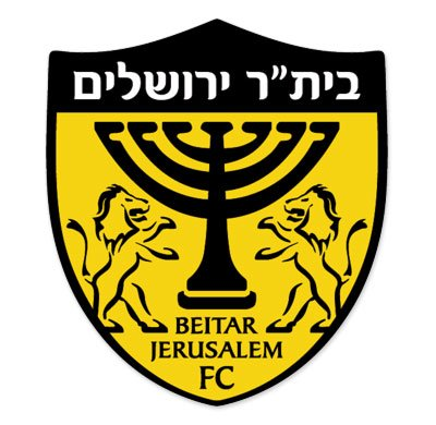 Beitar Jerusalem FC - Israel Football Soccer Futbol - Car Sticker - 5""