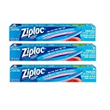 Ziploc Brand Extra Large Freezer Bags, 3 Pack