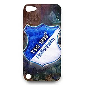 Personal Design FC TSG 1899 Hoffenheim Football Club Phone Case Cover For Ipod Touch 5Th 3D Plastic Phone Case