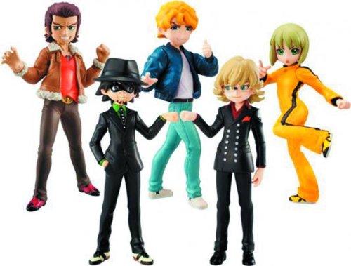 Tiger & Bunny Half Age Characters Vol. 2 PVC Mini Figures (1 Random Blind Box) (Figure Pvc 2 Vol)