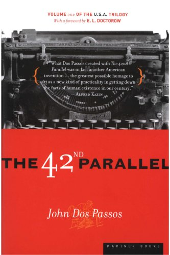 The 42nd Parallel (U.S.A. Trilogy Book 1) (English Edition)