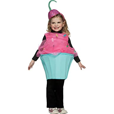 sc 1 st  Amazon.com & Amazon.com: Rasta Imposta Cupcake Costume: Clothing