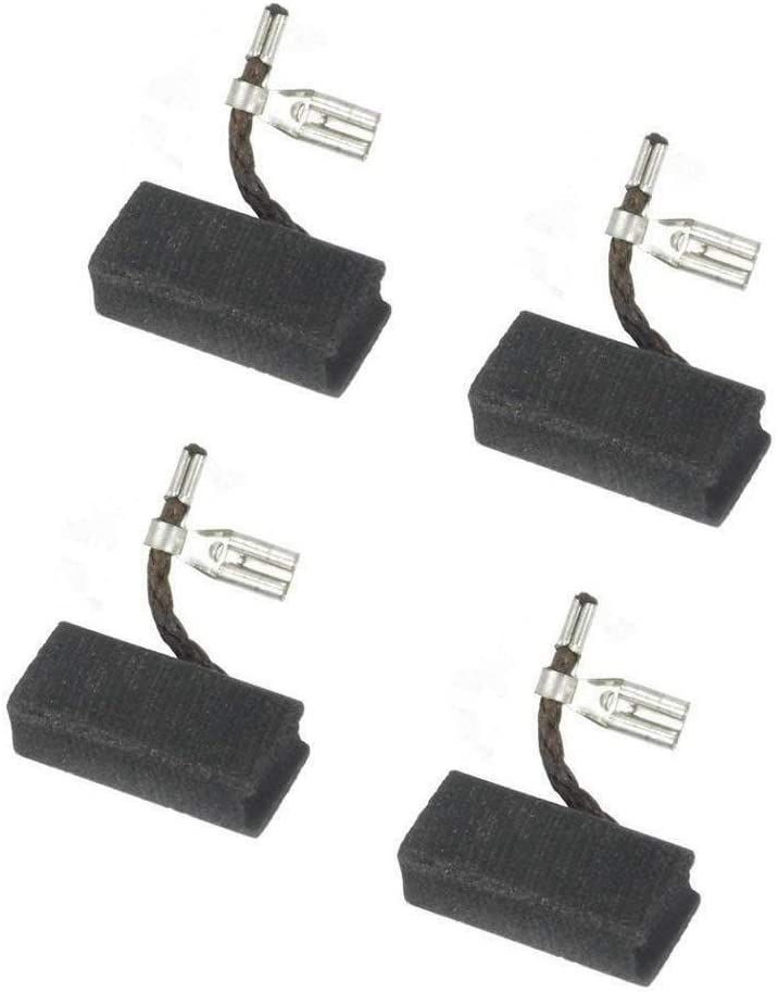 Replacement Brushes Fit Dewalt DWP611 DWP611K, 4 pack, Replacement For A27343