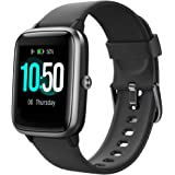 YAMAY Smart Watch Fitness Tracker Watches for Men Women, Fitness Watch Heart Rate Monitor IP68 Waterproof Digital Watch with