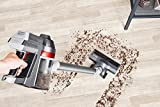 Picture of Deik Cordless Vacuum Cleaner, 2 in 1 Vacuum Cleaner, Cordless Stick Vacuum with High Power & Long Lasting, Lightweight Handheld Vacuum with 22.2 V Lithium Ion Battery Rechargeable