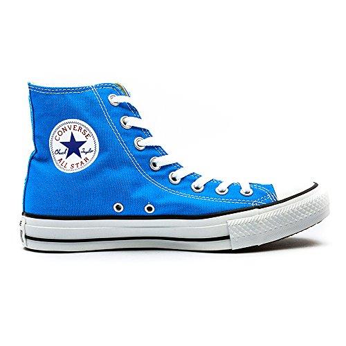 Converse Chuck Taylor All Star Hi - Zapatillas, Unisex Azul