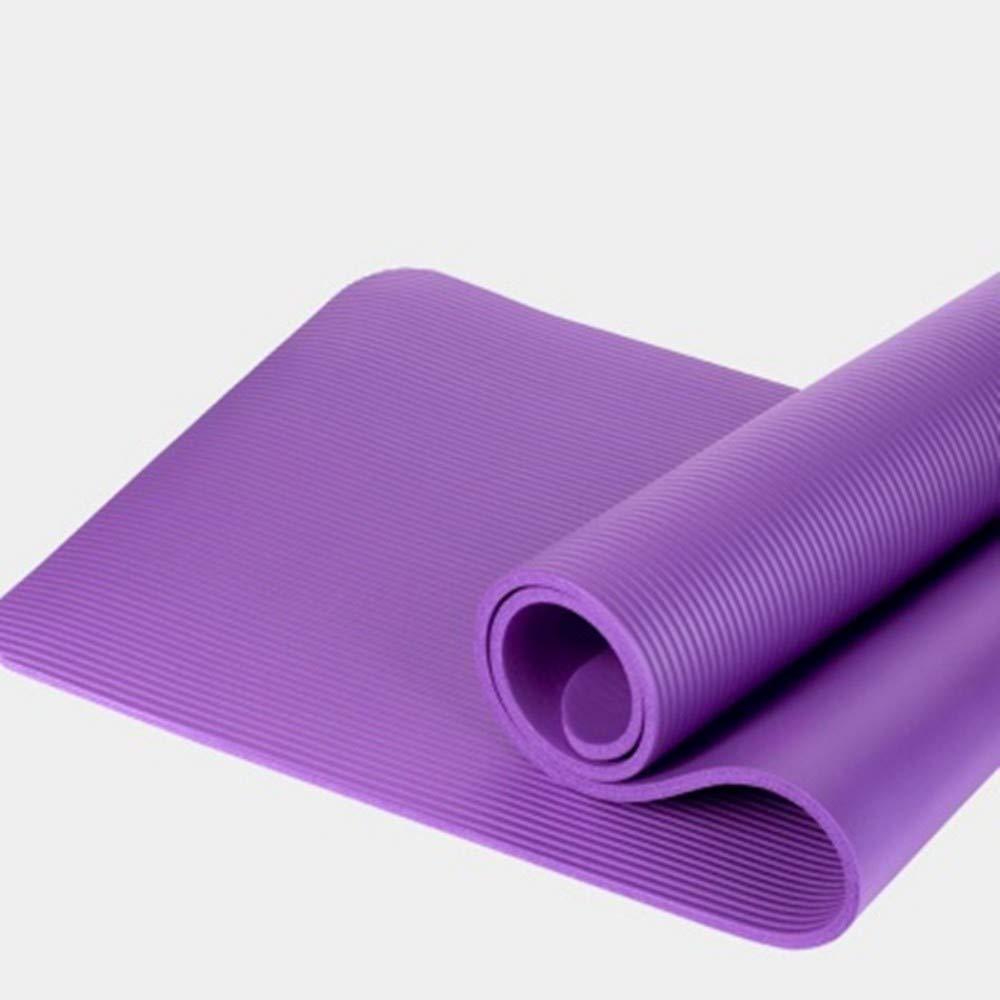 GGZZLL Yoga Mat portatile Principiante scivolare a casa ...
