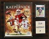 NFL San Francisco 49ers Colin Kaepernick Player Plaque