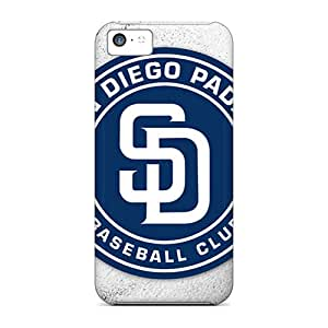 New Fashionable STrahan NjcjxTG6975 Cover Case Specially Made For Iphone 5c(san Diego Padres)