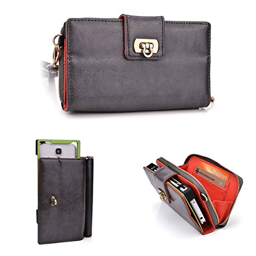 exxist-universal-smart-phone-wallet-fits-sony-xperia-z5-compact-with-zipper-coin-purse-and-card-hold