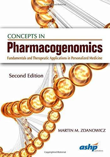 Concepts In Pharmacogenomics [American Society of Health-System Pharmaci] (Tapa Blanda)