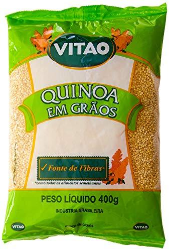 Vitao Quinoa em Grãos, 400gr