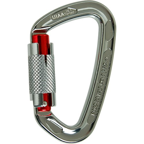 Autolock Carabiner (Mad Rock Ultra Tech Twist Carabiner)