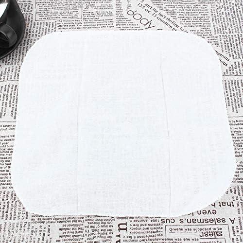 Lsaardth Voedsel Stoomdoek 6 Stks Keuken Katoen Stoomdoek Gestoomde Broodjes Dumplings Stoomdoek Kookbenodigdheden