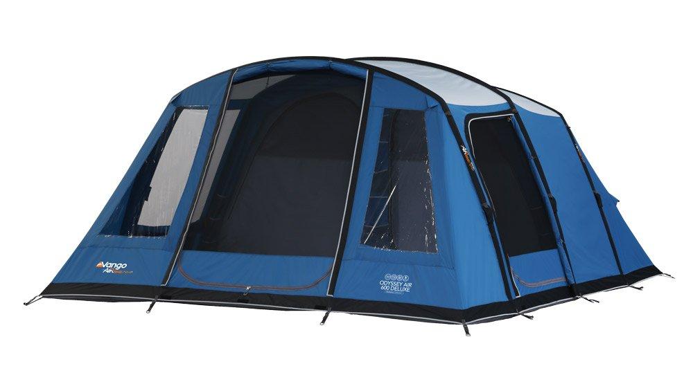 Vango Unisex Odyssey Airbeam Blau, Deluxe aufblasbares Zelt, Sky Blau, Airbeam Größe 600 c9a01c