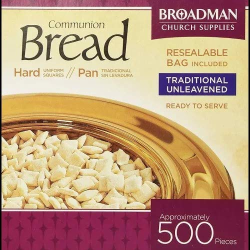 Communion Bread 5 oz, approx. 500 - Orleans French New Bread
