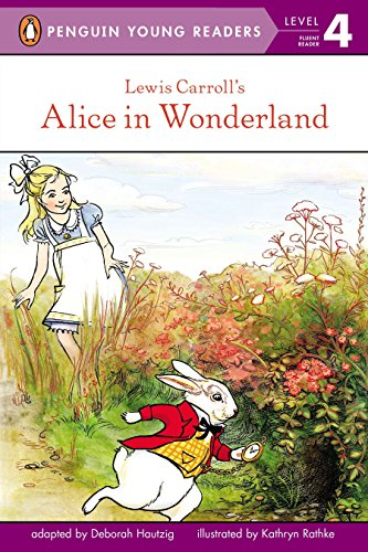 Lewis Carroll's Alice in Wonderland (Penguin Young Readers, Level 4) -