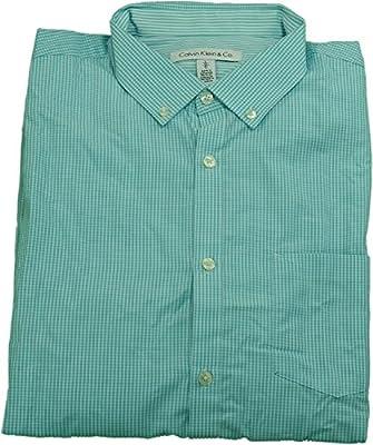 Calvin Klein & Co Men's Button Down Long Sleeve Shirt