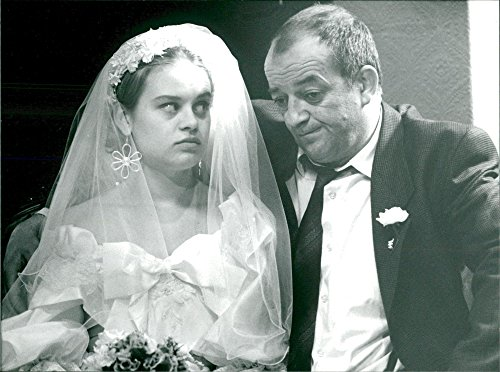 Superior photo of Nadine Garner and Tim Healy in Boys From The Bush.