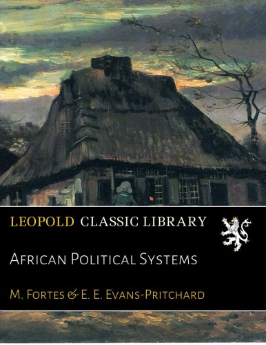 African Political Systems ebook
