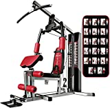 Sportstech unique 45in1 Premium Gym HGX100/HGX200 for countless training variations. Multifunctional...