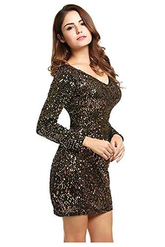 Sparkle Club Dress - 3