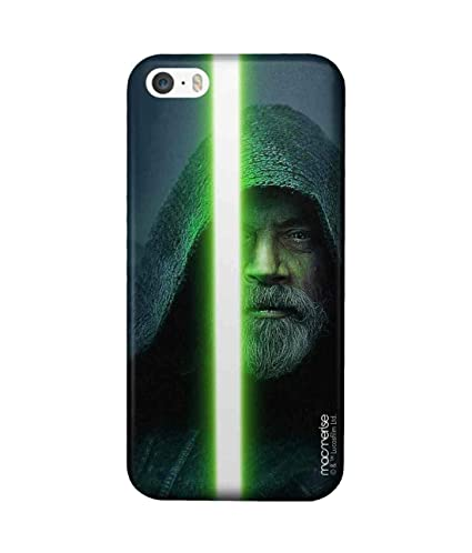 new product de791 a3af9 Macmerise Light Saber Green - Pro Case for iPhone 5/5S: Amazon.in ...