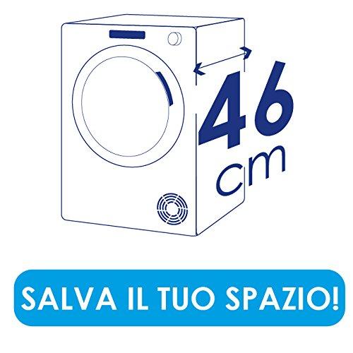 199ee1735054 Candy CS4 H7A1DE-S Asciugatrice, 7 kg, Bianco: Amazon.it: Grandi  elettrodomestici