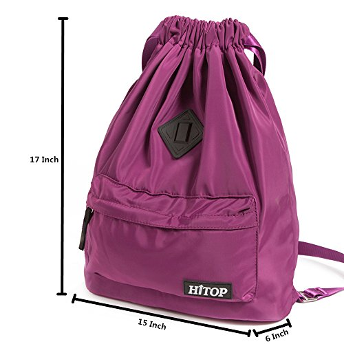 Waterproof Drawstring Sport Bag 7421413ec2035
