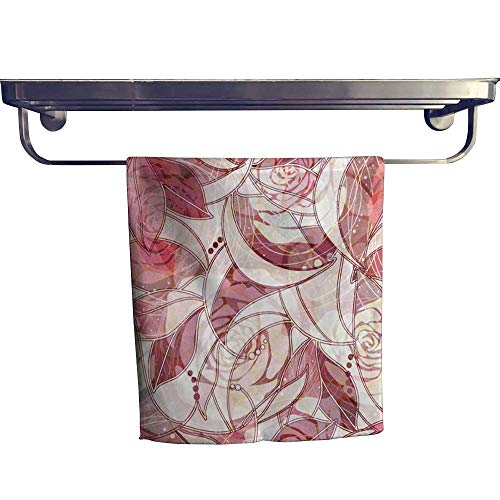Leigh home Dry Fast Towel, Flowers backgroun rosesflowers Wallpaper for Phones Web Cards ,Gym Swim Hotel Use W 12