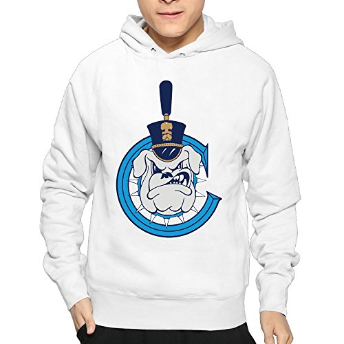 Lightweight 80's Juniors Male's The Citadel Bulldogs XX-Large - Outlets Careers Citadel