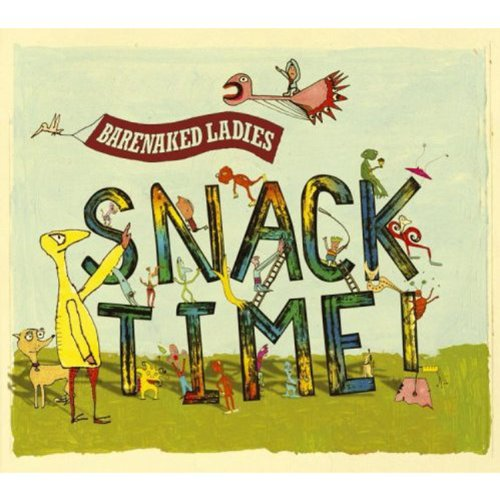 Bare naked ladies snacktime