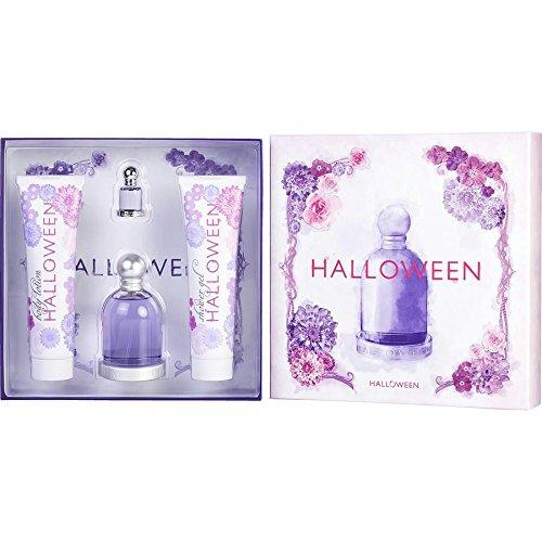 Halloween For Women By Jesus Del Pozo Gift Set