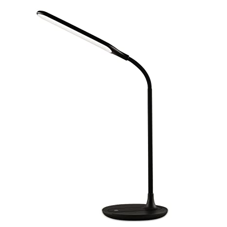 Led desk lamp jialekang eye caring table lamp dimmable office lamp with 3