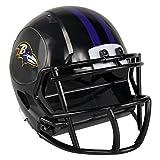 NFL Baltimore Ravens Abs Helmet Bank, Black, One Size
