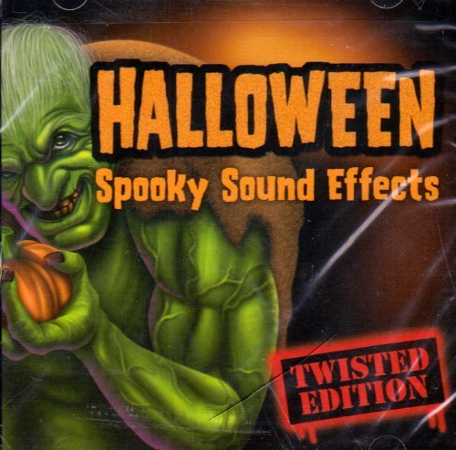 Halloween Spooky Sound Effects: Twisted Edition by N/A -