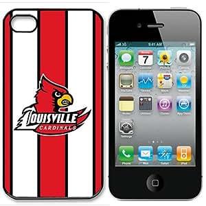 NCAA Louisville Cardinals Iphone 5 Case Cover